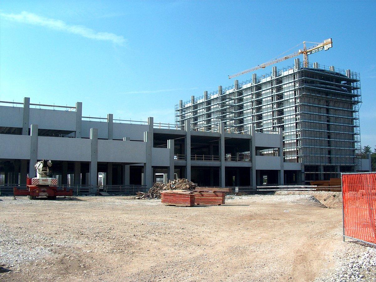 Progettazione di fabbricati a treviso studio ingegneria for Progettazione di edifici residenziali